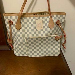 Naverfull bag Louis Vuitton nice quality full pack